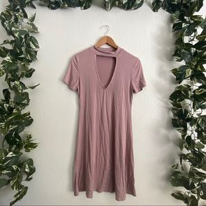 🎉Sale🎉Hearts And Hips T-shirt Dress Pink